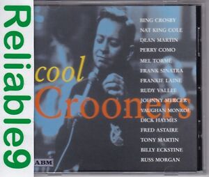 Dean-Martin-Perry-Como-Mel-Tome-Dick-Haymes-Frankie-Laine-Cool-Crooner-CD-1999