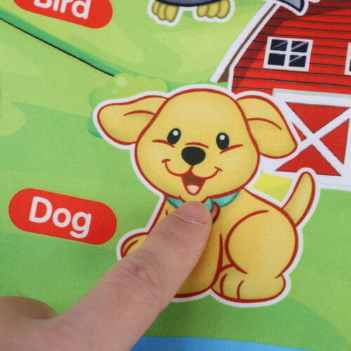Large Piano /& Musical Animal Farm Pad Baby Play Mats Activity Play Gym Carpet