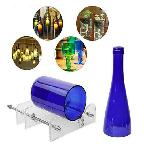 Wine Glass Bottle Glass Cutter Machine Jar Tool DIY Art Handmade Cutting Kit N7