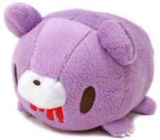Taito Gloomy Bear Cute Lay Down Stackable 5'' Mascot Plush ~ Purple TA33100