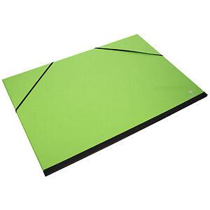 Image Is Loading A3 Art Portfolio Elastic Strap Colour Card Folder