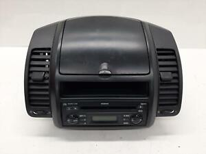 2010-NISSAN-NOTE-OEM-Radio-CD-Stereo-Head-Unit-7648348318