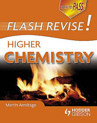 How to Pass Flash Revise Higher Chemistry (How to Pass - Higher Level)-ExLibrary