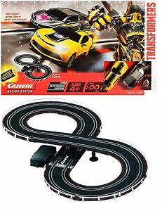 Transformers-RC-IR-Remote-Control-Slot-Car-Race-4-Carrera-Bumblebee-Lockdown
