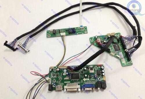 HDMI+DVI+VGA LCD Controller Board Lvds Kit for 1920X1080 V236H3-LS1 Monitor