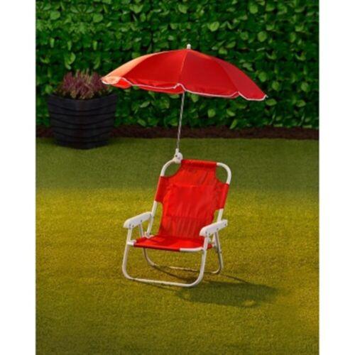 G19 per bambini da giardino sedia /& Parasole bambini mobili design resistente per esterno.