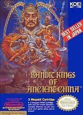 ***BANDIT KINGS OF ANCIENT CHINA NES NINTENDO GAME COSMETIC WEAR~~~