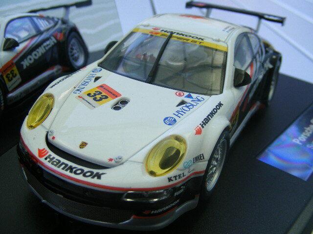 Carrera Evolution 27313 Porsche GT3 RSR SUPER gt2008,  nr. 33   NUOVO conf.