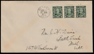FIRST DAY COVER - JUNE 1, 1935 - UNITRADE #217 - KING GEORGE V PICTORIAL ISSUE