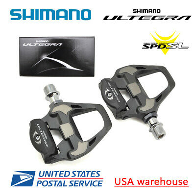 Shimano PD-R8000 Carbon ULTEGRA Road Clipless SPD-SL Pedals IPDR8000
