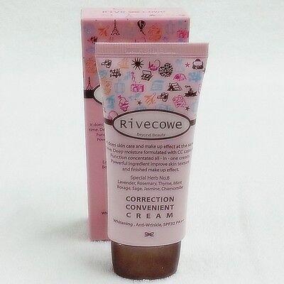 CC Cream 40ml New Function Skin Care+Make UP Korean Cosmetics, Upgrade BB Cream