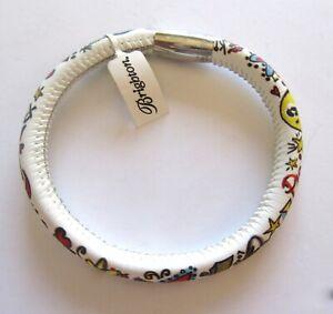 Brighton-Woodstock-Graffiti-Woods-Bracelet-fashion-colorful-ML-magnetic