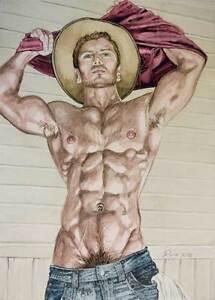 gay Homme nu