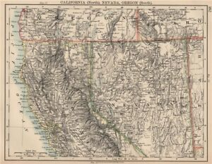 USA WEST/PACIFIC. Northern California & Nevada; South Oregon ...