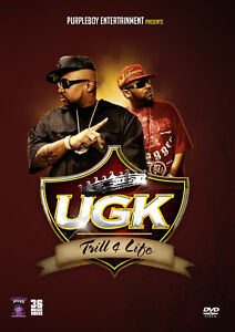 Details about UGK MUSIC VIDEOS HIP HOP RAP DVD PIMP C BUN B JAY-Z MASTER P  YOUNG JEEZY T I