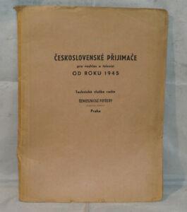 Praha TESLA Röhrenradio Schaltpläne Sammlung Schematics
