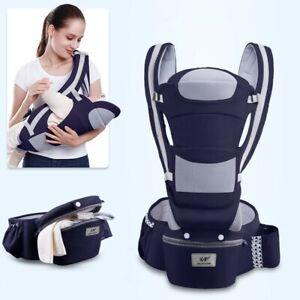 Rückentrage Bauchtrage Babytrage Komfort Tragetuch Babytragetuch Baby Carrier