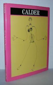 CALDER-Lemaire-Gerard-Georges-amp-Alexander-Calder-First-Edition-1st-Printing
