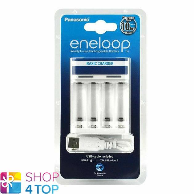 Panasonic eneloop USB Basic Charger bq