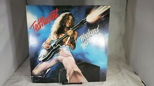 TED NUGENT Weekend Warriors FE-35551 Epic Records US LP Record 1978 VG+ cVG+