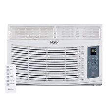 Haier HWR06XCR 6,000 BTU 115V Electric Window Air Conditioner AC Unit w/ Remote