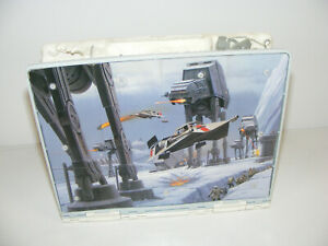 Ice Planet Hoth Micro Machines Playset-Star Wars Action Fleet Empire Strikes