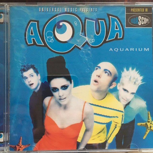 Aqua: Aquarium, pop