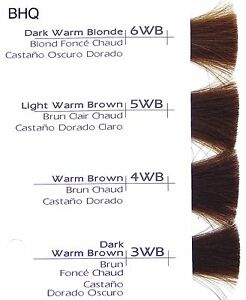 Image Is Loading Vivitone Permanent Cream Color 5wb Light Warm Brown