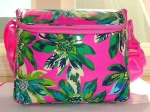 Image is loading NEW-Vera-Bradley-STAY-COOLER-TROPICAL-PARADISE-Insulated- 8cd7f606e4c91