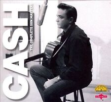 Complete Sun Masters [Box] by Johnny Cash (CD, May-2008, 3 Discs, Charly...