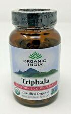 ORGANIC INDIA Triphala Supplement