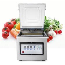 Commercial Digital Vacuum Sealer System Food Saver Packing Sealing Machine 300w
