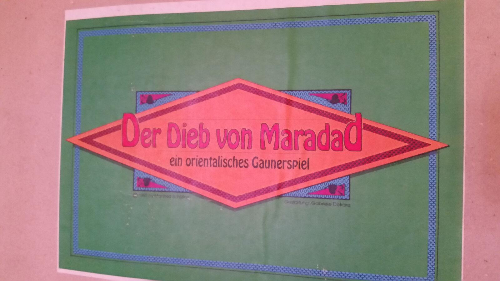 Der Dieb in von Maradad - Handarbeit in Dieb Holz 523013