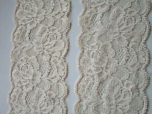 Elefenbeinweiss-Spitze-elastisch-6-5cm-breit-Borte-0843-s