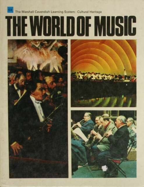 World of Music (Learning System S.), , Very Good Book