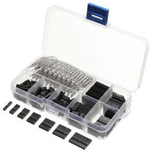 Qualite-310-pcs-2-54-mm-cable-Dupont-Pull-En-Tete-Kit-Pour-Arduino-amp-Raspberry-Pi