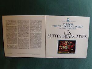 J-S-BACH-Suites-francaises-ZUZANA-RUZICKOVA-clavecin-2-LP-ERATO-ERA-9036-37