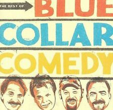 FREE US SHIP. on ANY 2 CDs! NEW CD Blue Collar Comedy Tour: The Best Of Blue Col
