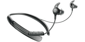 Bose QuietControl 30 Ear-Hook Wireless Headset - Black