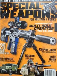 Special Weapons Magazine Lewis Machine & Tool January/February 2015 010918nonrh