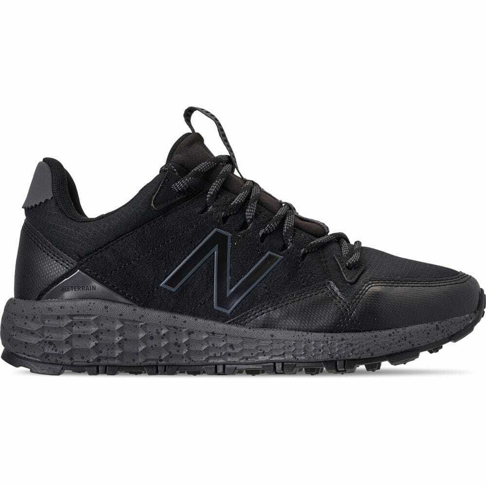 New Balance Fresh Foam Cruz Crag Trail Running Noir Noir Aimant mtcrglb 1 001