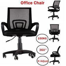 Ergonomic Mesh Task Chair Computer Office Desk Mid Back Swivel Lift Heavy Duty