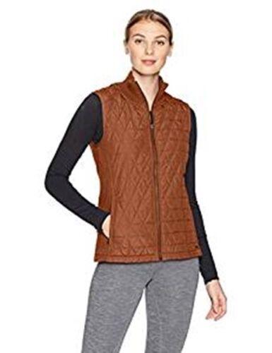 Autumn Prana Vest 129 Womens Medium Brown Nwt Diva TwUqxx