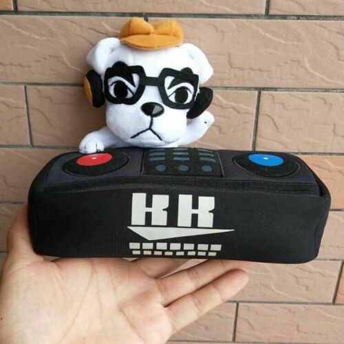 Animal Crossing New Horizons DJ KK Slider Plush Toy Stuffed Dolls Limited Gift