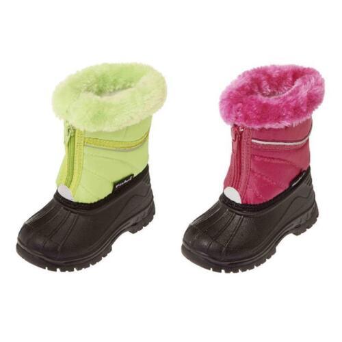 Playshoes Winter-Bootie mit Reißverschluss Winterstiefel Größe 20-29