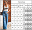 Women-High-Waisted-Tie-Front-Skinny-Jeans-Wide-Leg-Pants-Denim-Belted-Trousers thumbnail 3