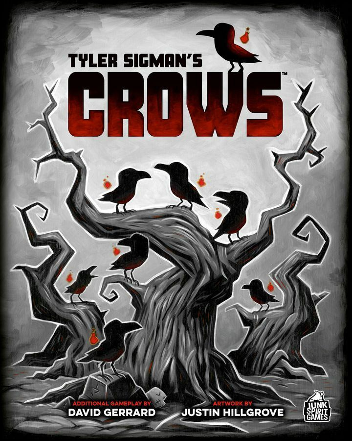 Tyler sigman'S CORVI BOARD GAME