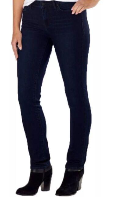 NEW! Calvin Klein Women's Ultimate Skinny Slim Fit Jean ,Rinse Color, 12x30