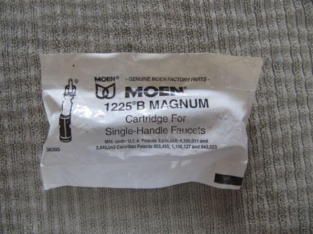 *MOEN 1225 1225B Single Handle 100/% GENUINE Cartridge MADE IN USA-US SELLER!