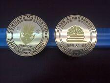 Command Master Chief Fleet Training Command JMSDF Challenge Coin